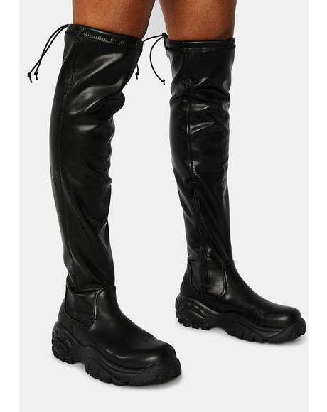 Lonnie Over The Knee Boots