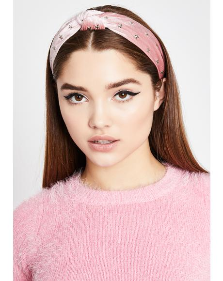 Good For Me Velvet Headband