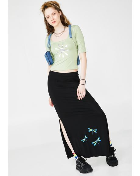 Teen Crush Maxi Skirt