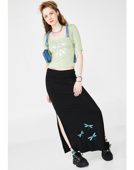 Teen Crush Maxi Skirt