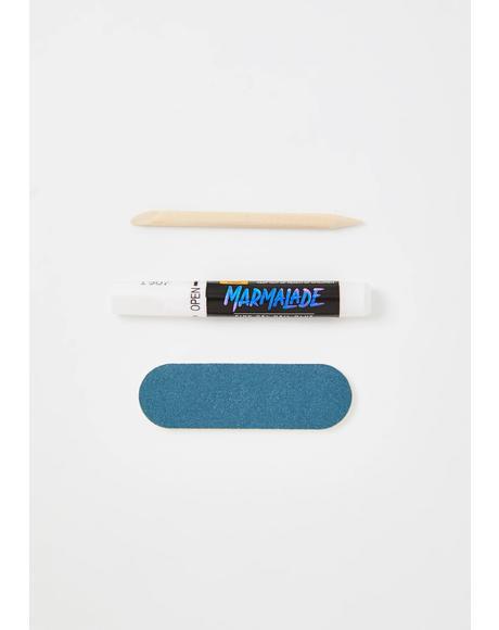Glacier Accents Manicure Kit
