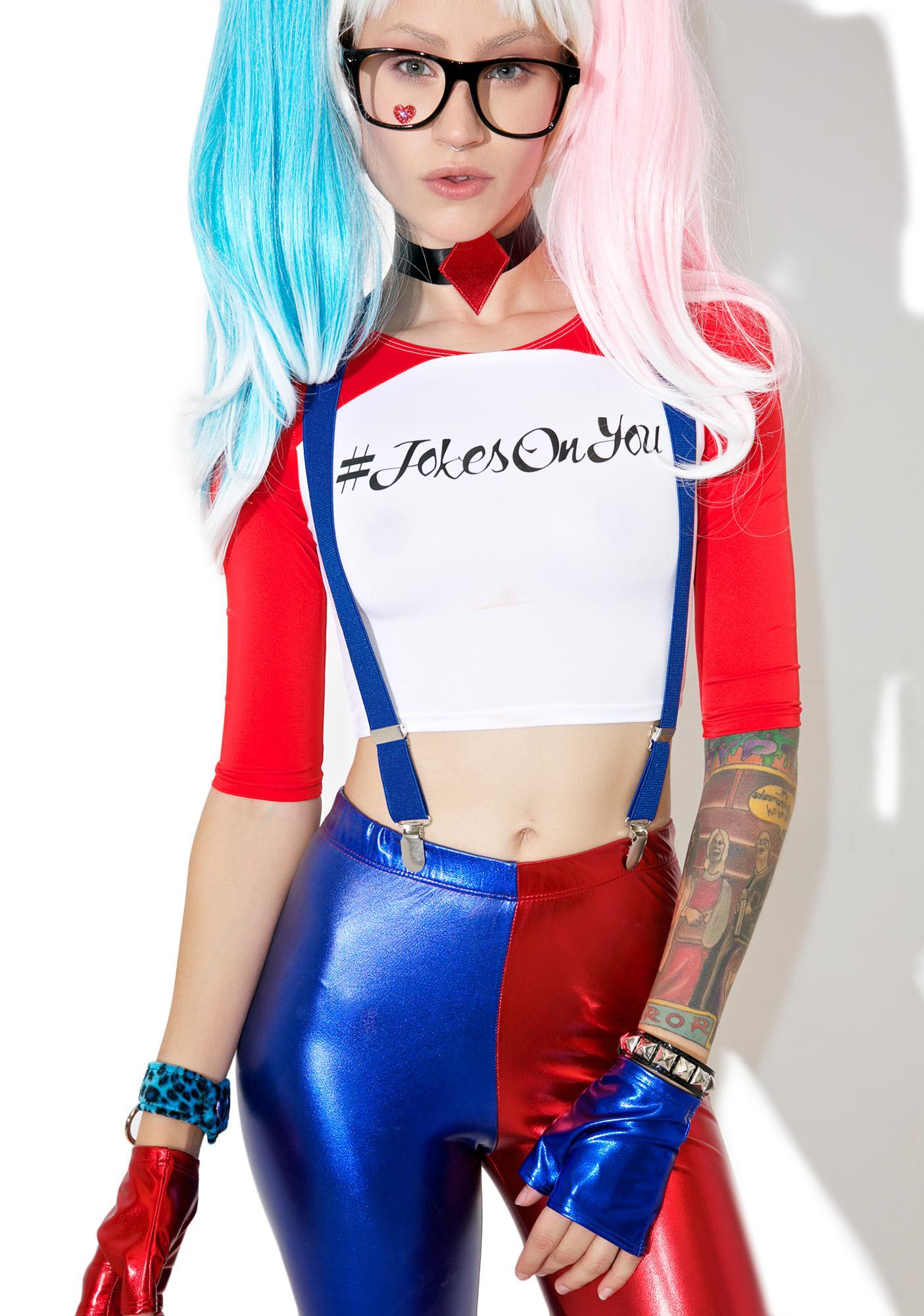 Killa Quinn Costume Set