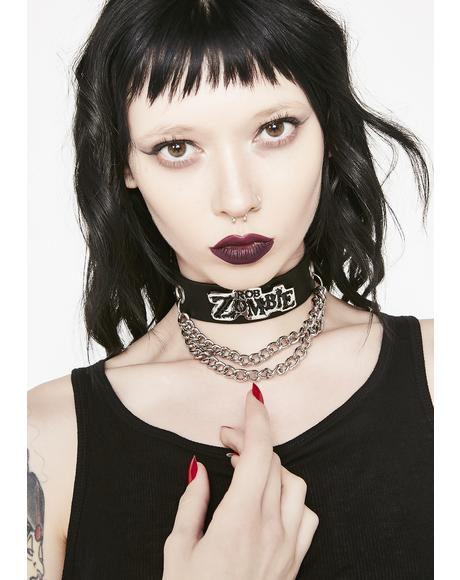 Call Of The Zombie Choker