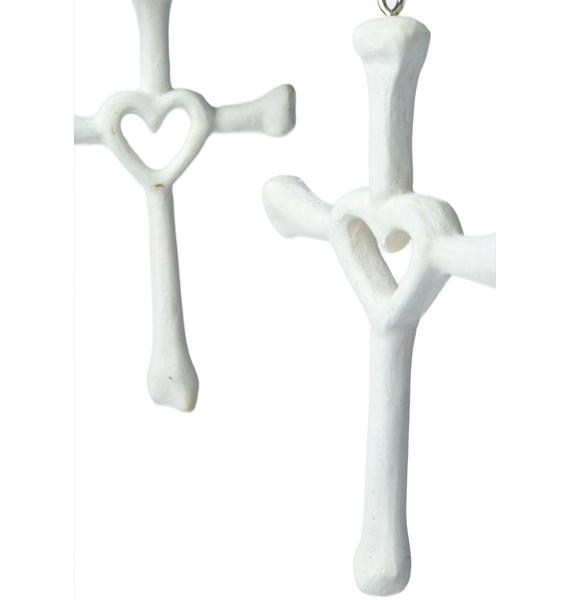 OS Accessories Cosmicheart Earrings