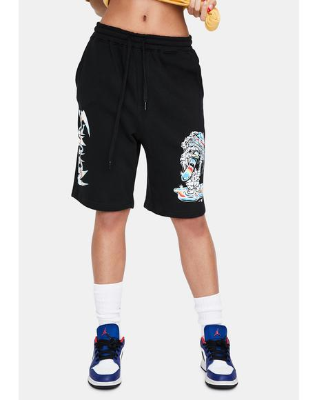 Underworld Sweat Shorts