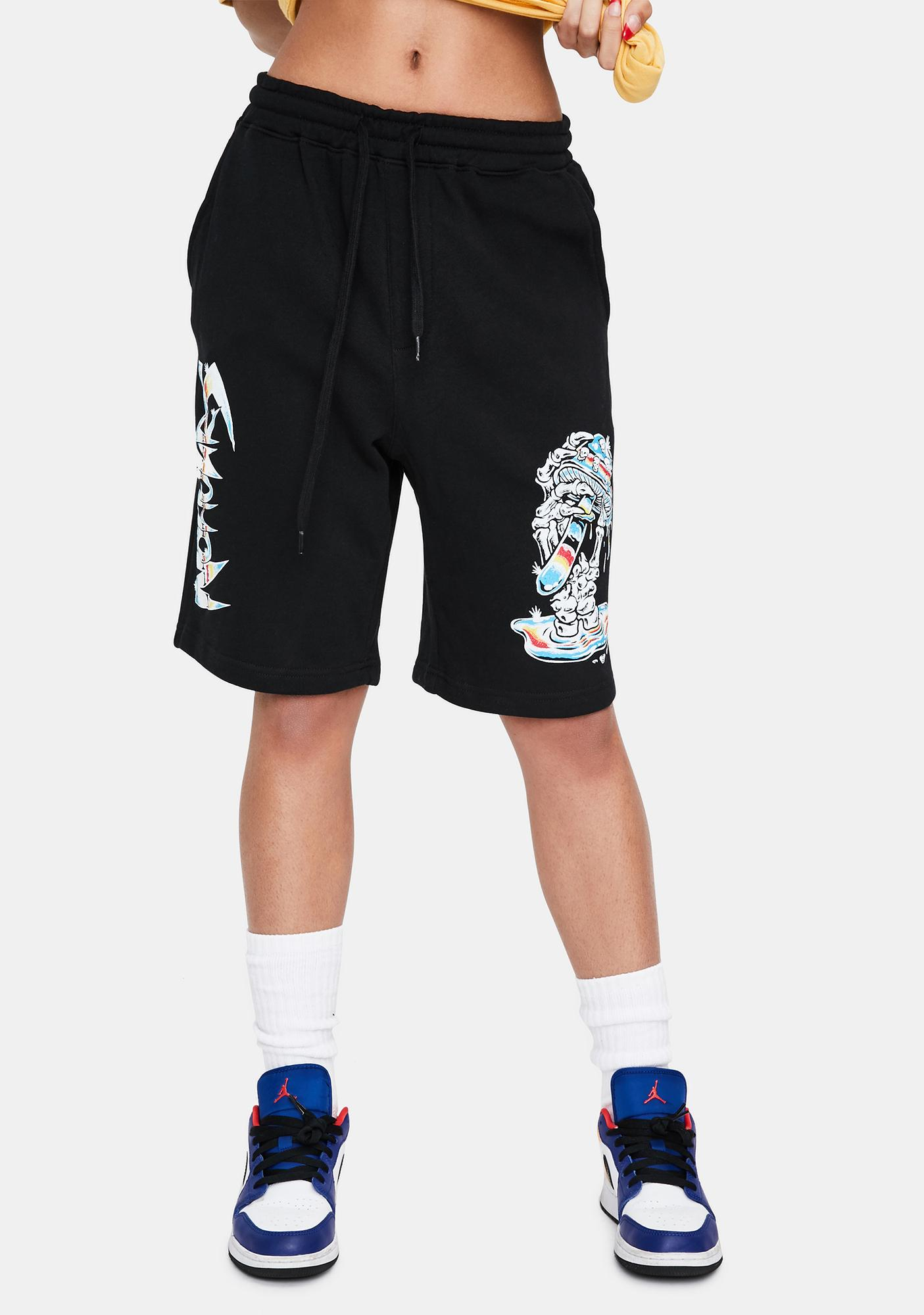 No Hours Underworld Sweat Shorts