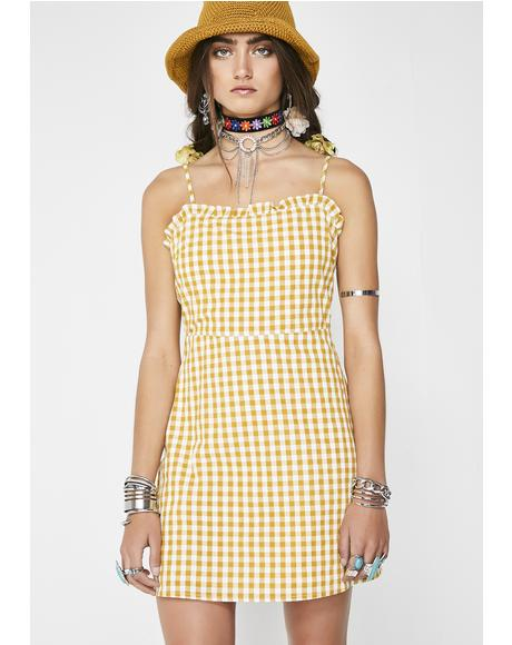 Sunny Skies Mini Dress