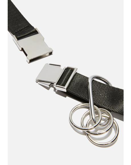 Back Seat Driver Belt