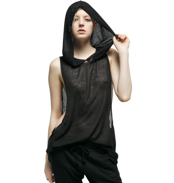 MNML Hallucinations Hooded Tank