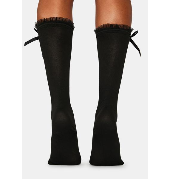 Love This For Me Knee High Socks