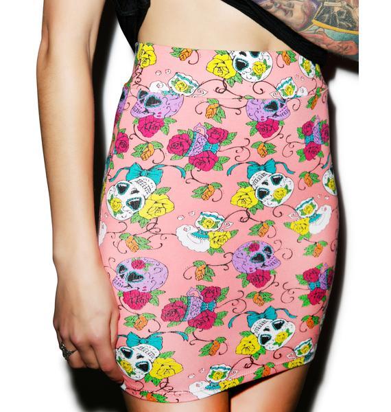 Iron Fist Sweet Tooth Mini Skirt