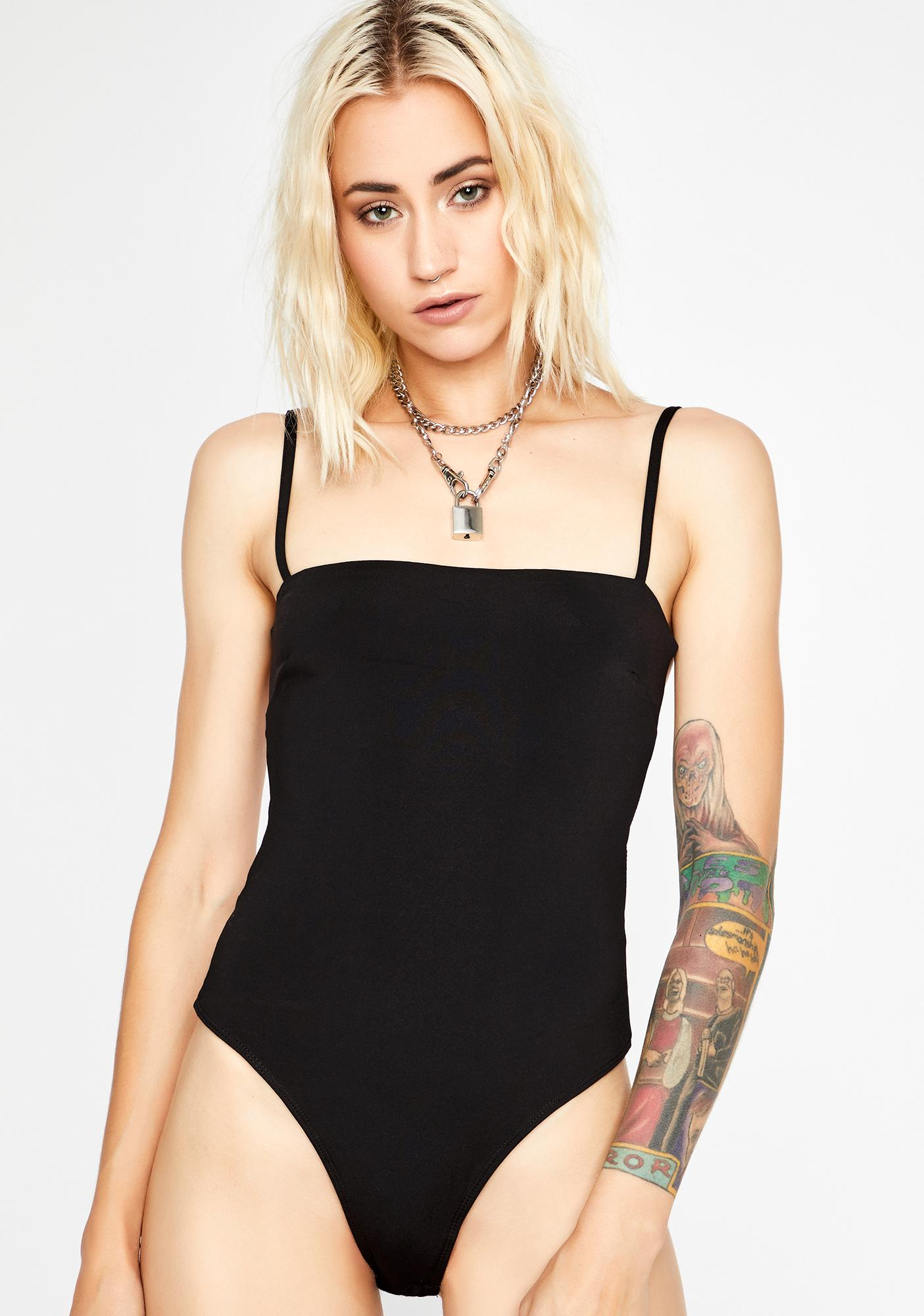 Can't Cage Me Bodysuit