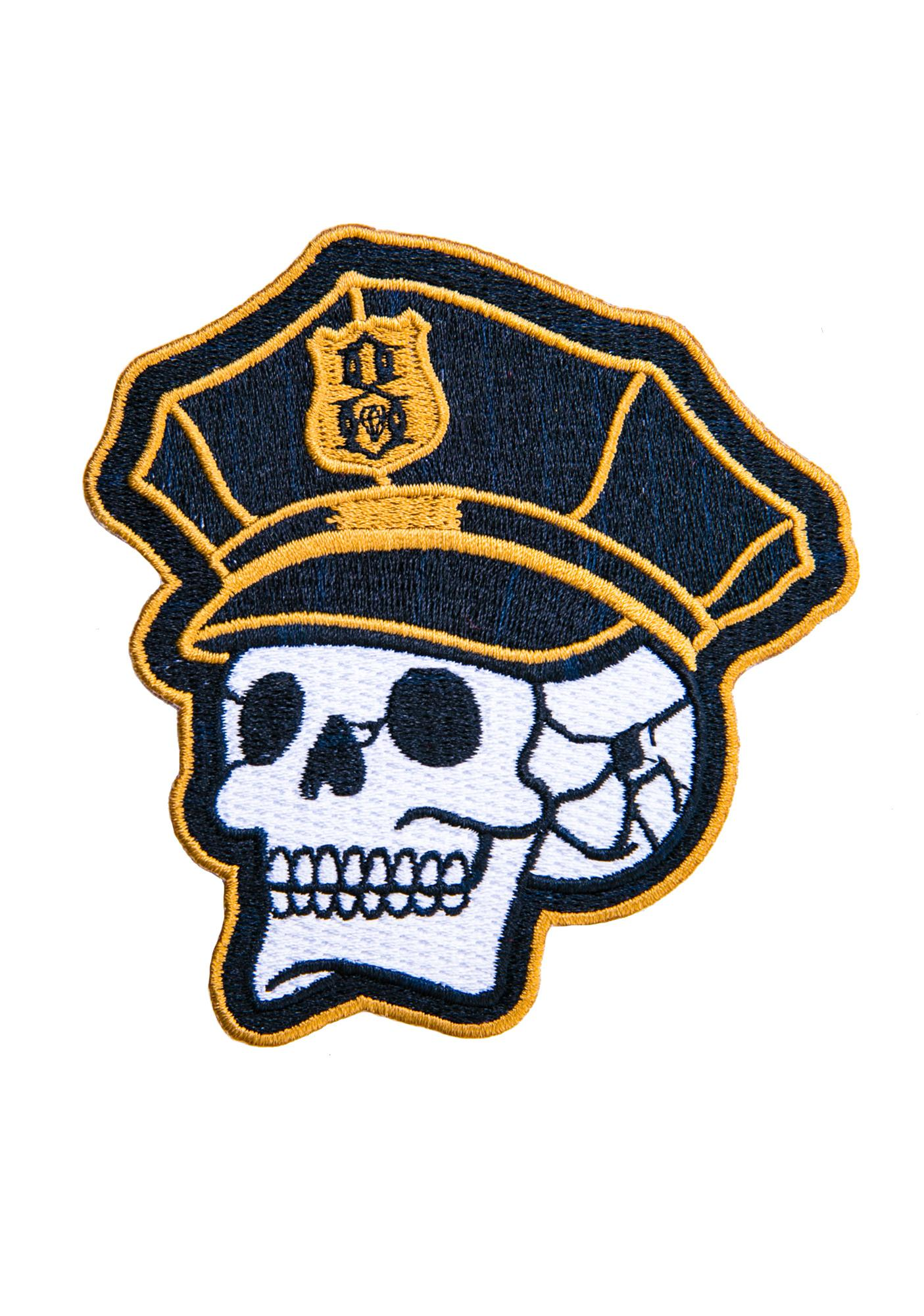 Rebel8 Civil Servant Patch