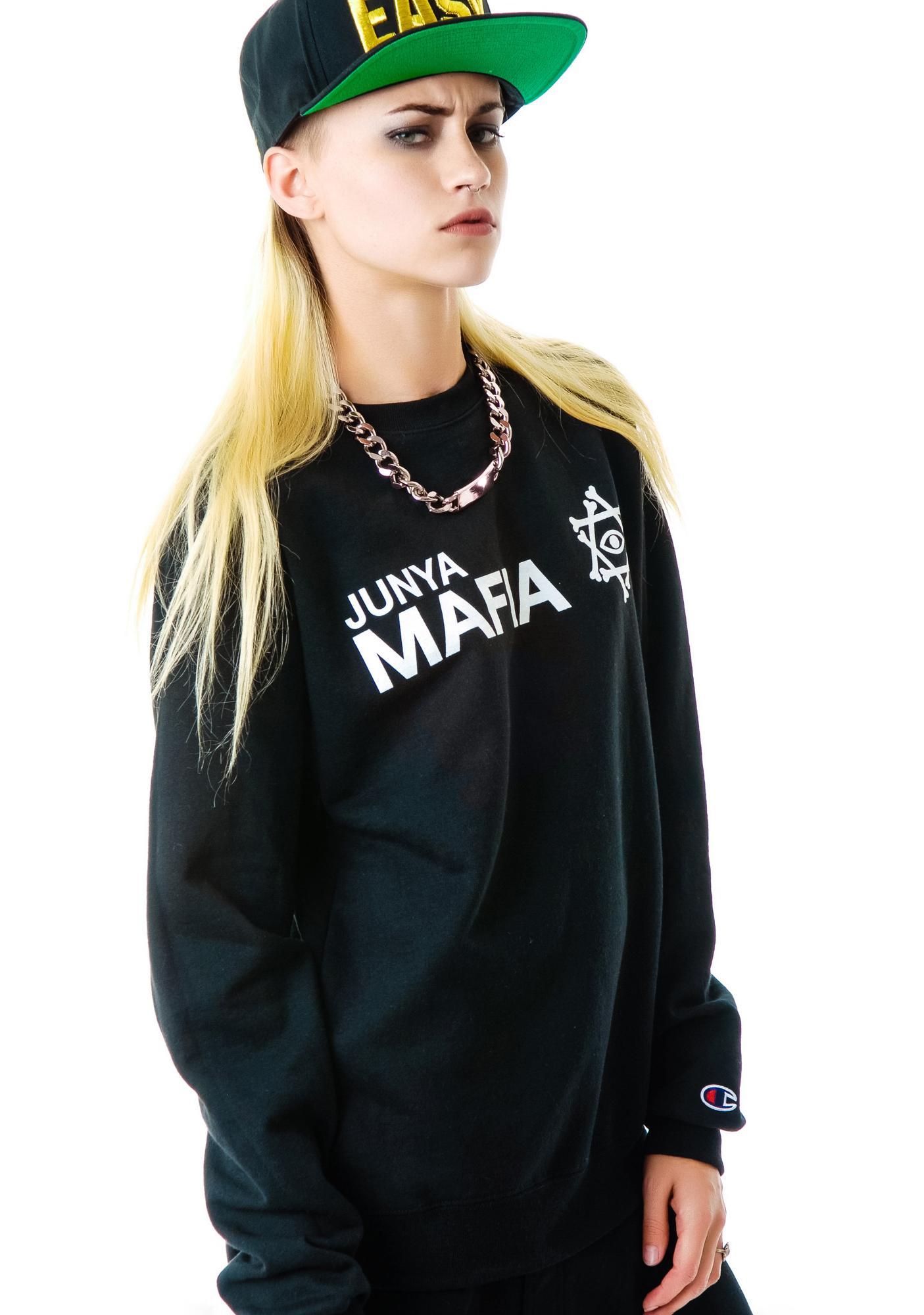 Junya Mafia Mafia Sweater