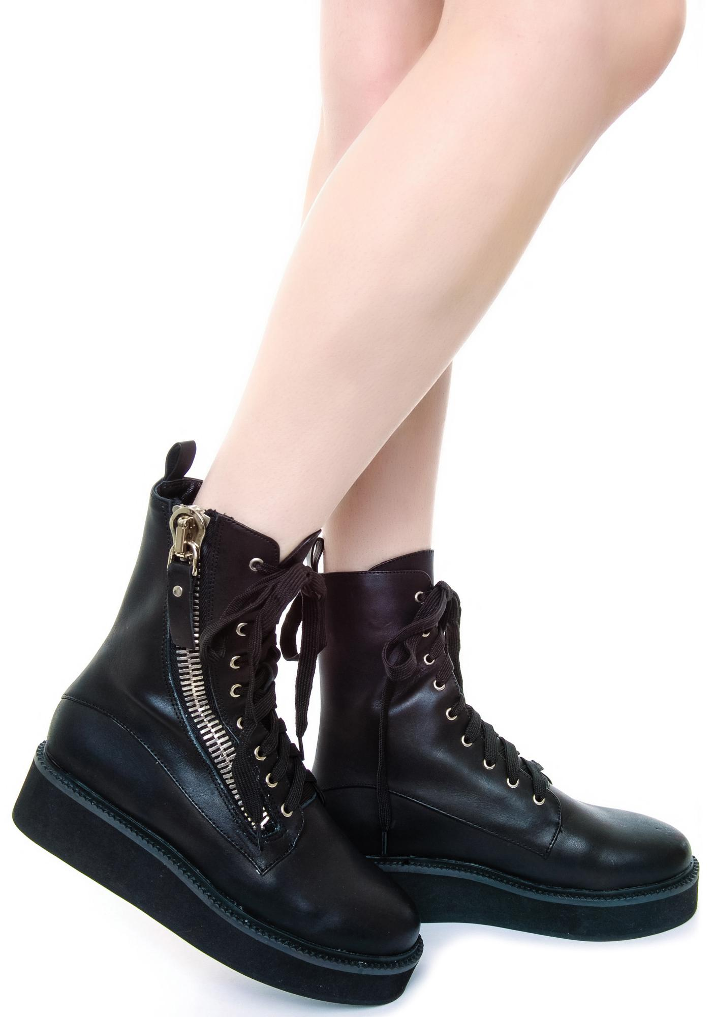 UNIF Trench Boot