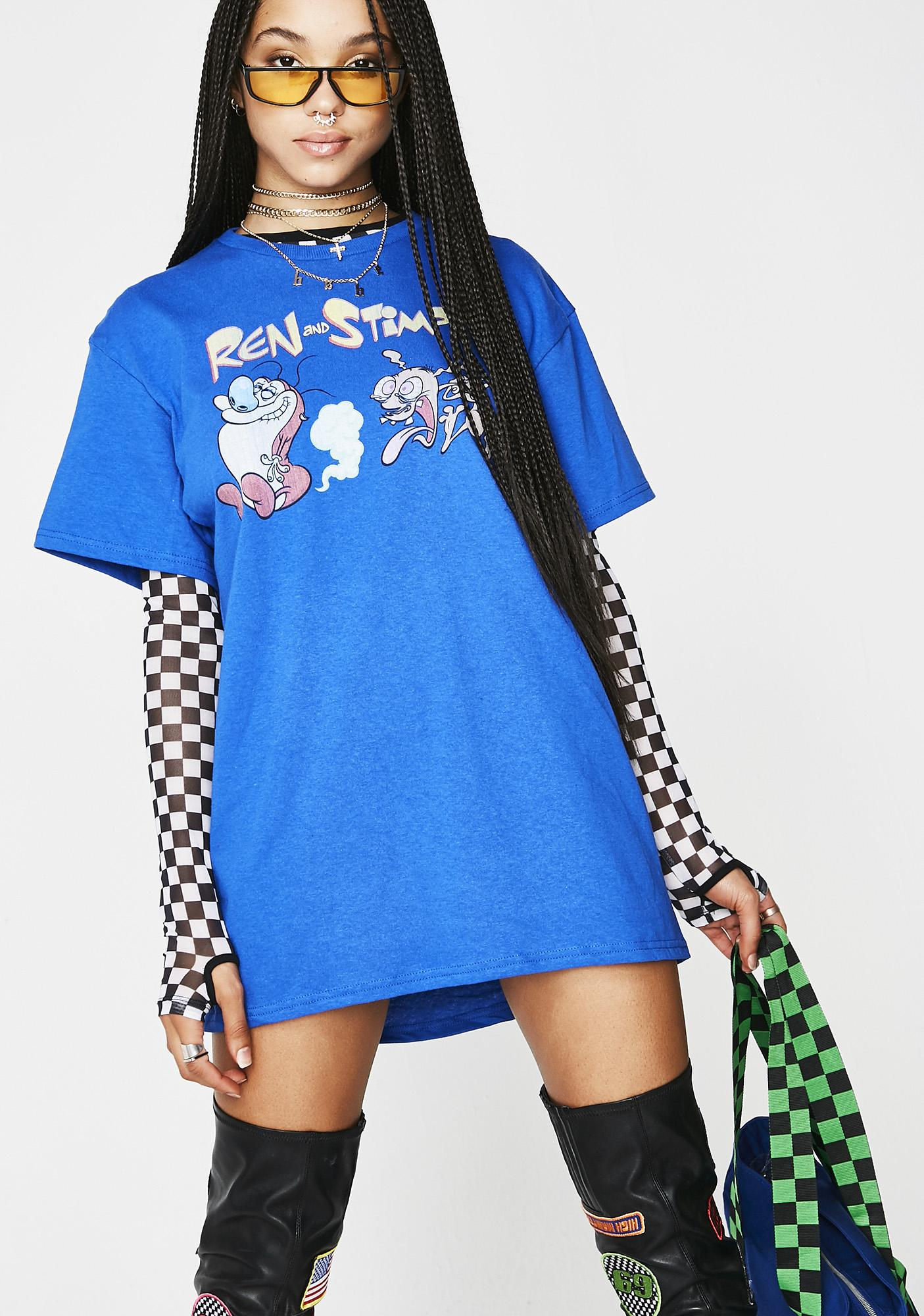 90z Babe Graphic Tee