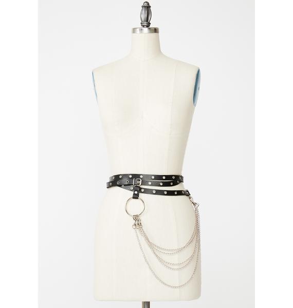 Gizmo Hardstyle Chain Belt