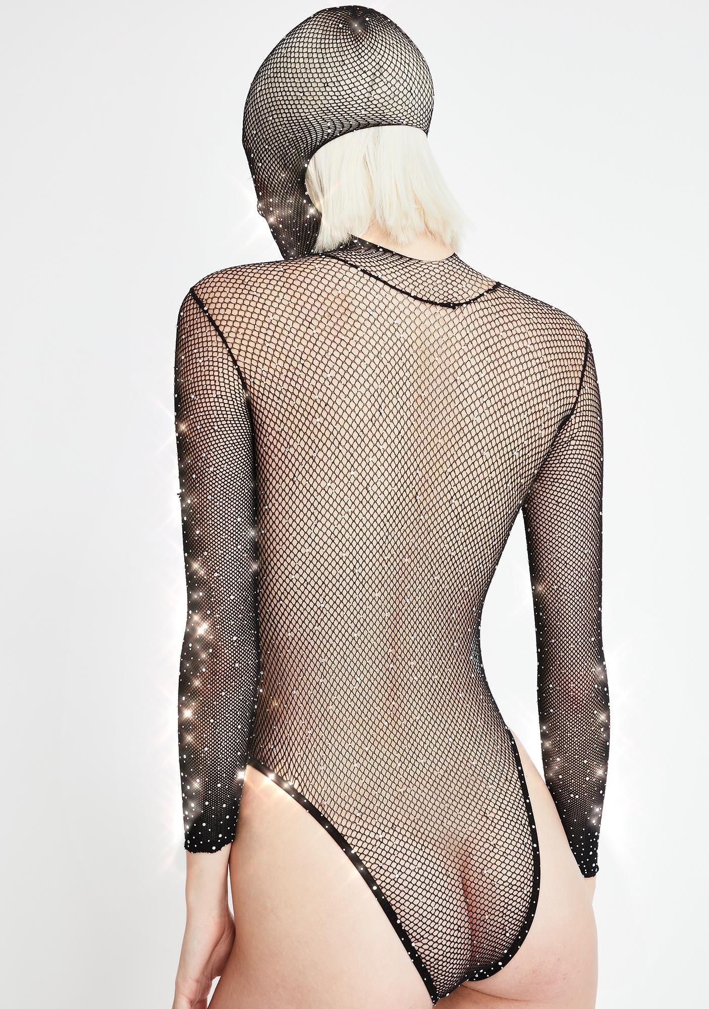 Glamour Freak Fishnet Bodysuit