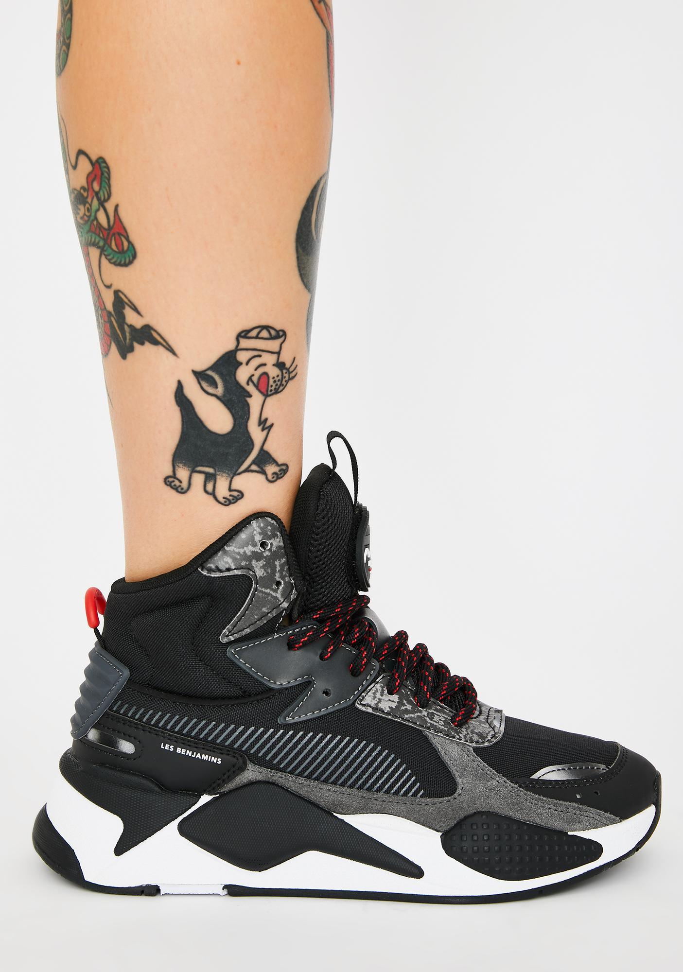 PUMA RS-X Mid Les Benjamins Sneakers