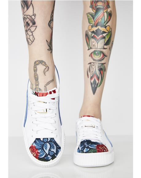 Platform Hyper Sneakers