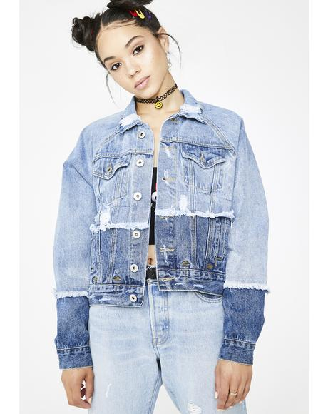 Double Time Denim Jacket