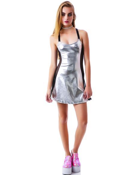 Barabarealla Space Girl Dress