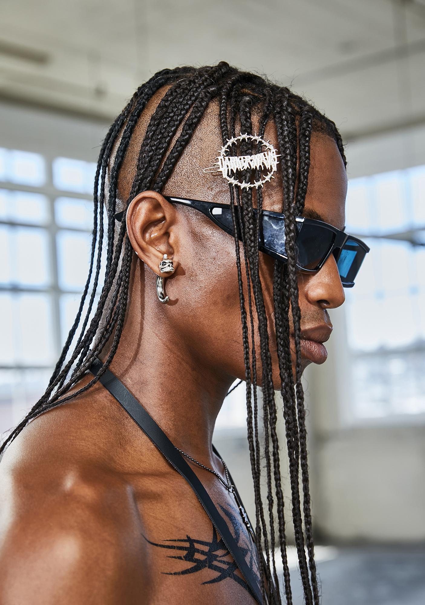 Bassline Hair Clip Set