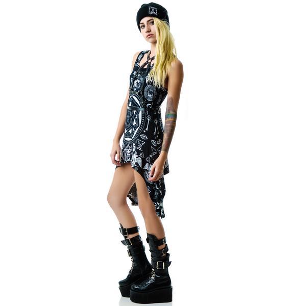 Killstar Occult Racerback Dress