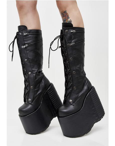 Underworld Platform Boots