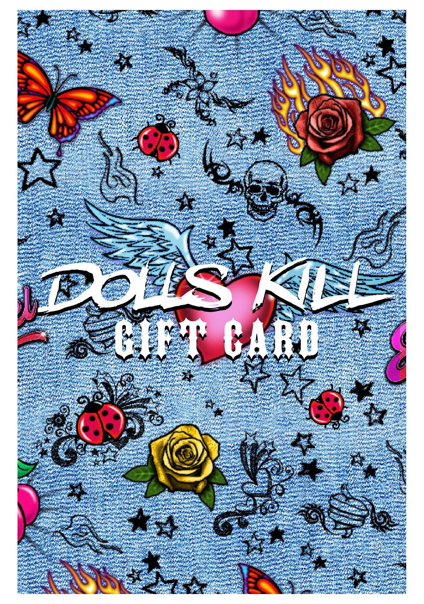 Wild N' Free Gift Card