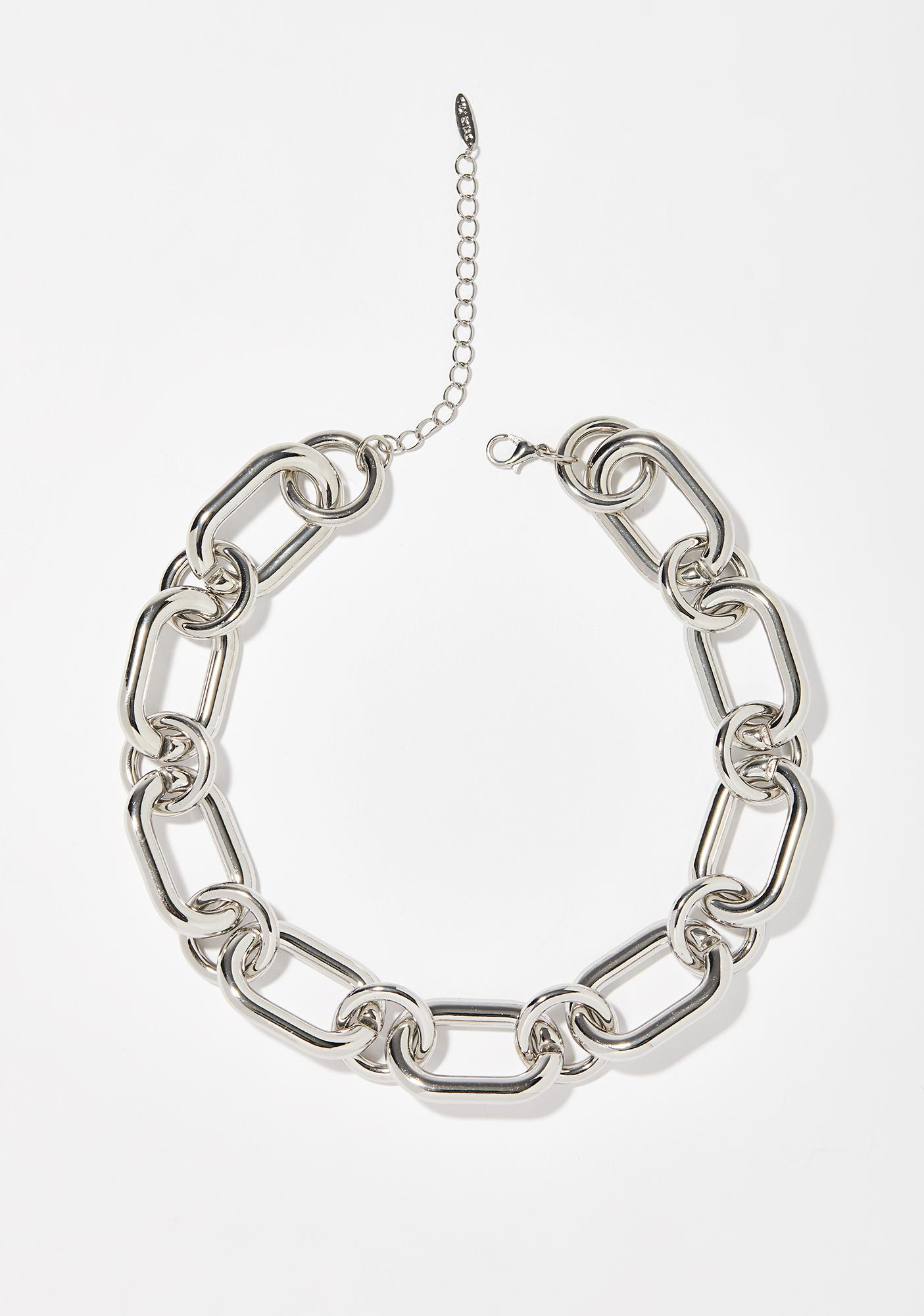 Hard To Shake Chain Necklace