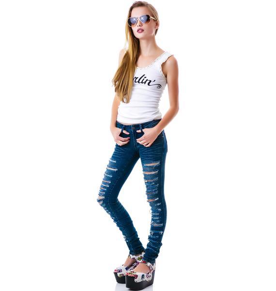 Tripp NYC Wild Child Jean