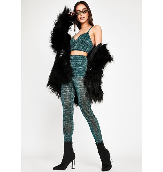 Fresh Glamour Leggings Set
