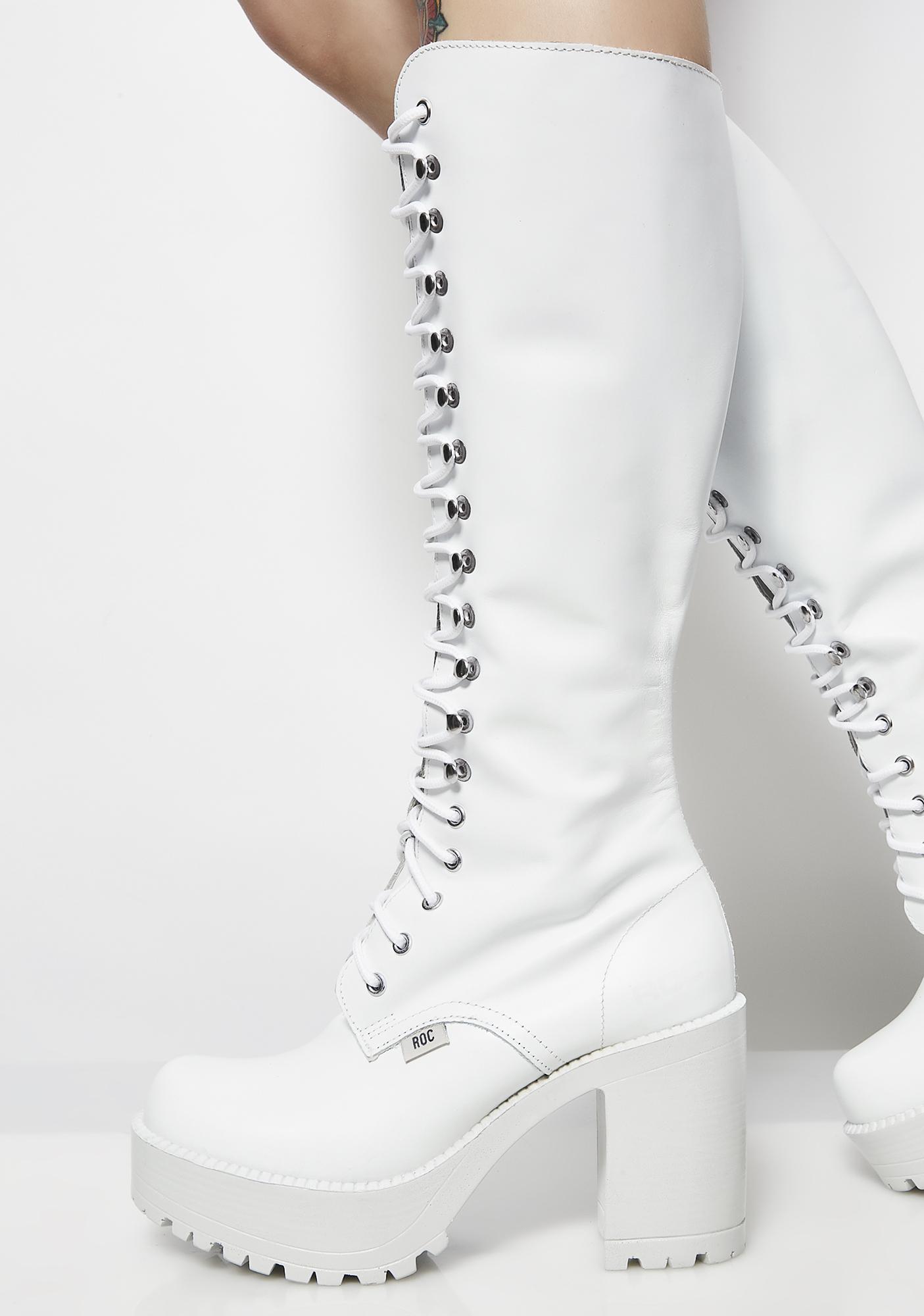 ROC Boots Australia Icy Lash Boots