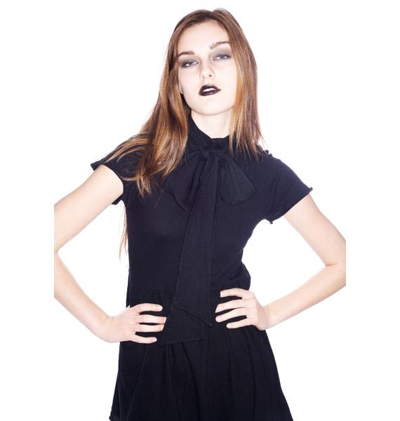 Wildfox Couture Bad Girls Go Everywhere Old Fashioned Dress