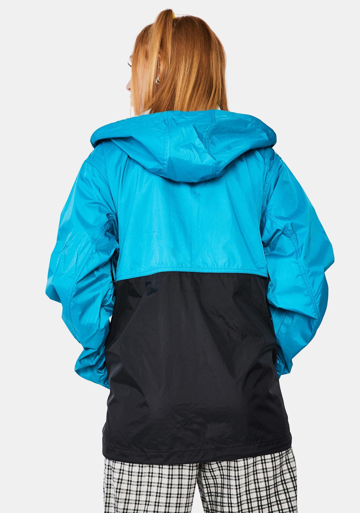Obey Global Zip Up Jacket
