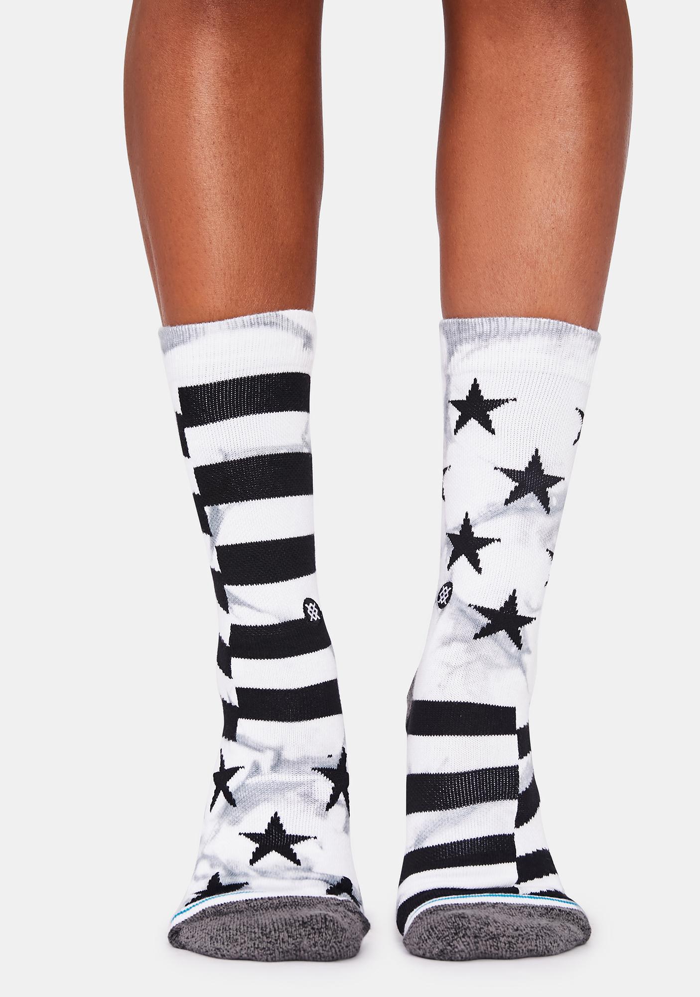 Stance Hewes Crew Socks