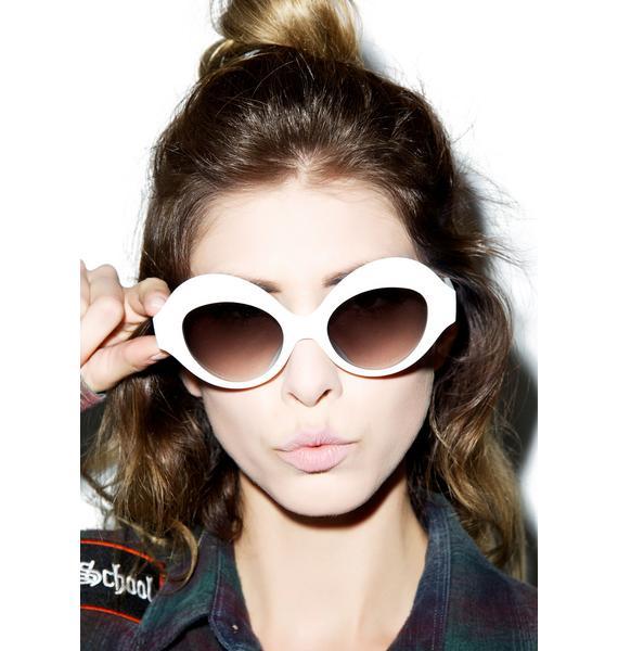 Crap Eyewear The Saloma Tropic Sunglasses