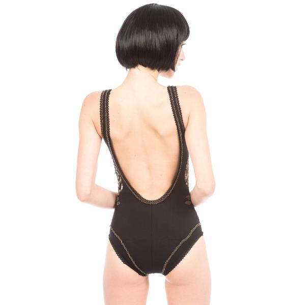 One Teaspoon Goldrush Bodysuit