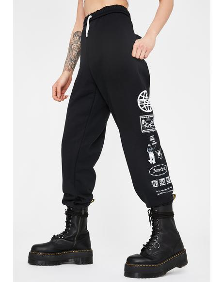Working Title Jogger Sweatpants