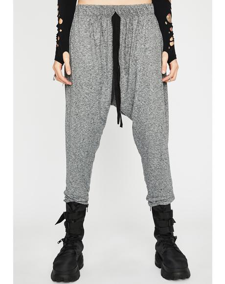 Urban Kick Drop Crotch Joggers