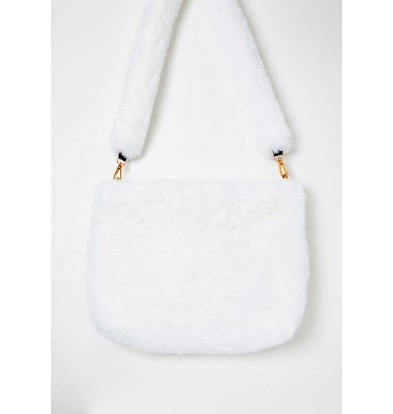 Below Zero Baby Fuzzy Bag