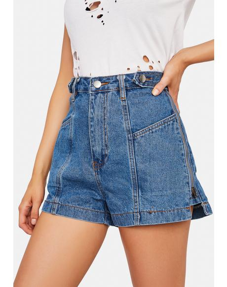 Big Ideas Denim Shorts