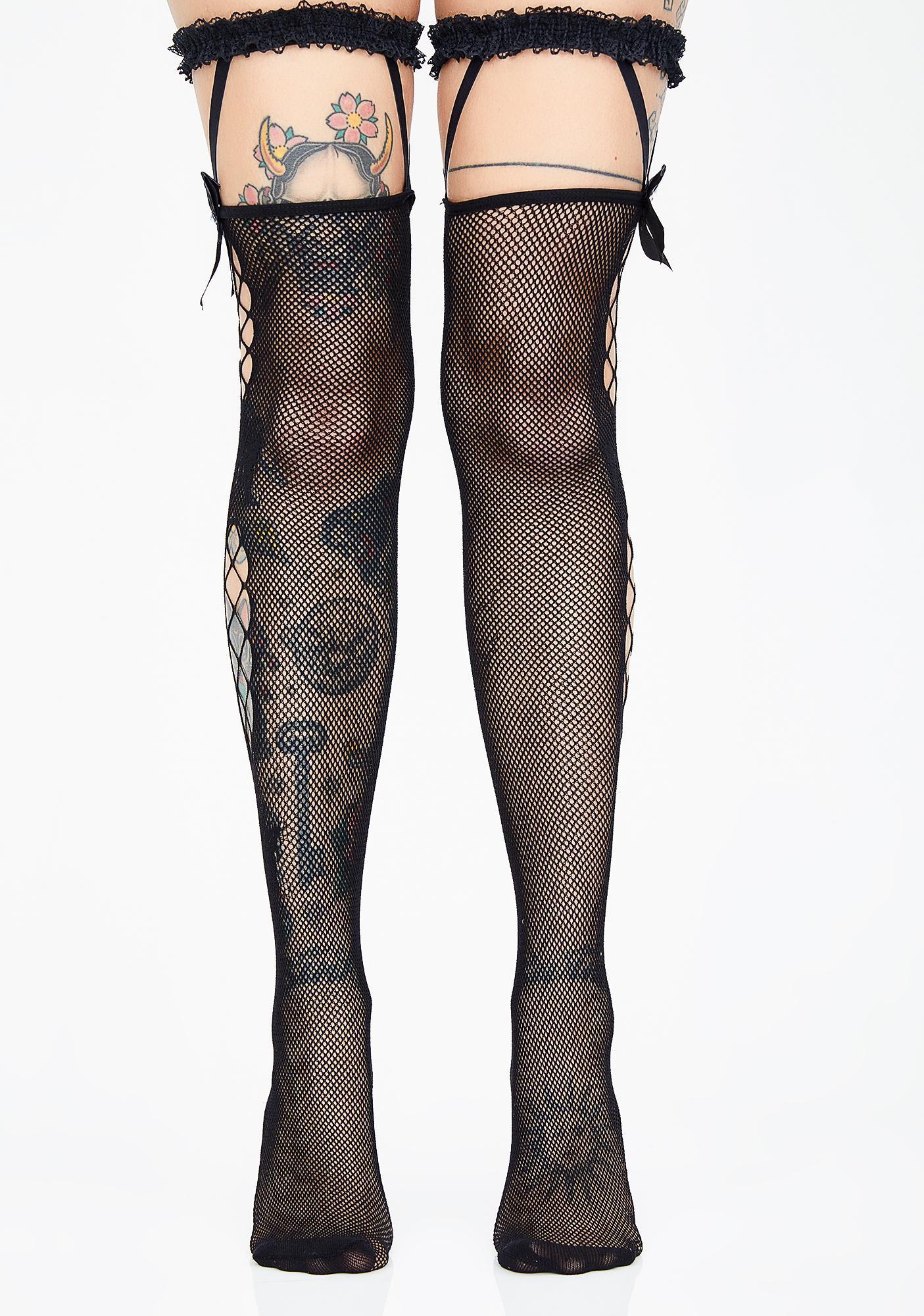 Stage Presence Garter Stockings