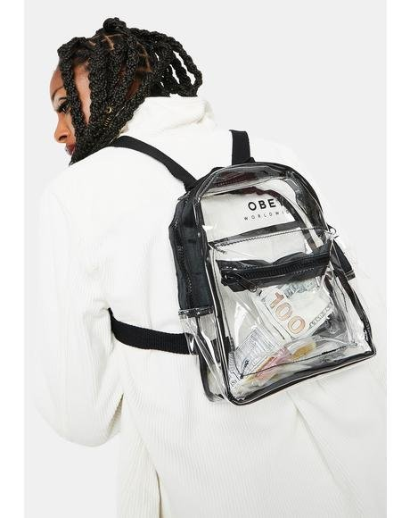 Clearly Lucid Mini Backpack