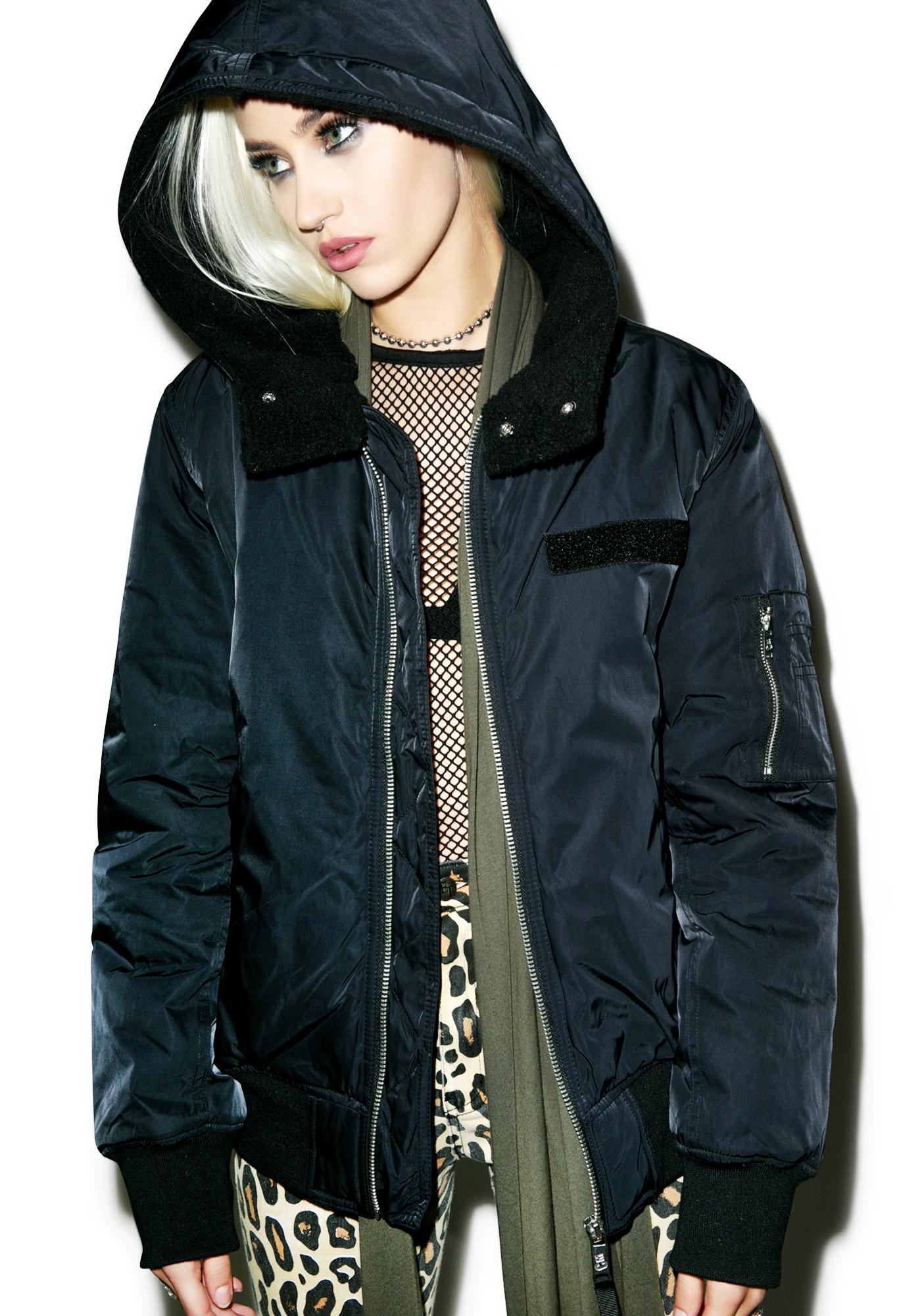 Cheap Monday Space Bomber Jacket