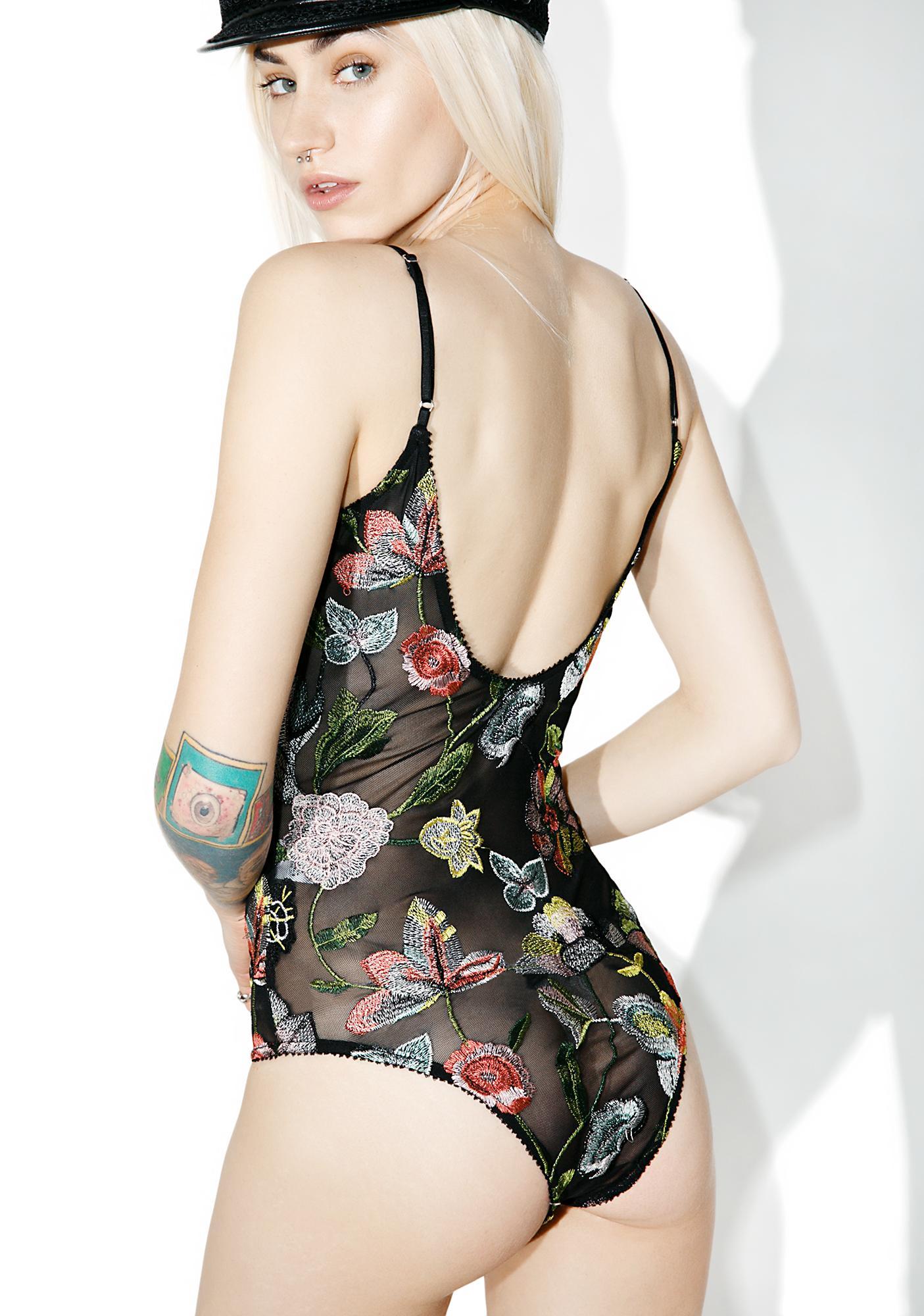 Gardenia Bodysuit