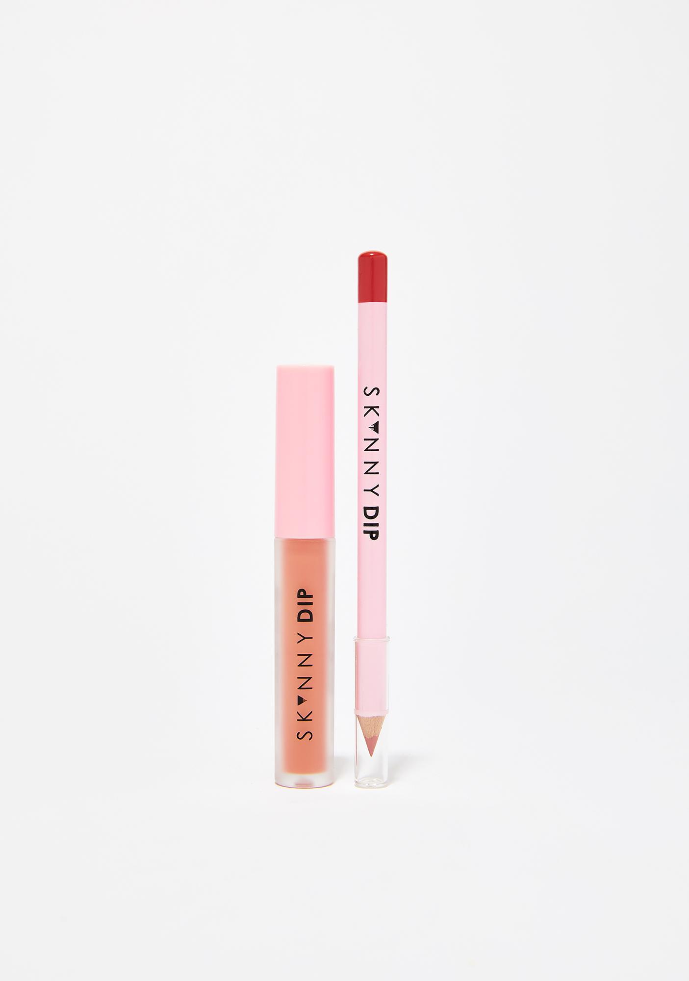 Skinnydip Pout Power Lip Kit