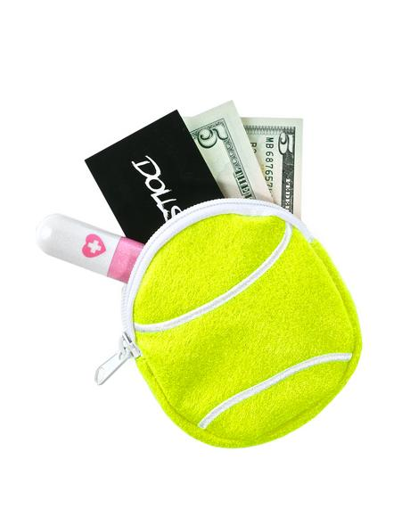 Tennis Ball Purse