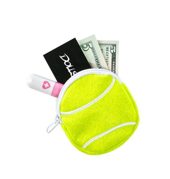 Lazy Oaf Tennis Ball Purse